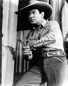 Johnny Mack Brown and many others made appearances on this western varierty radio show.