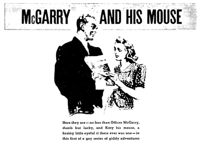 McGarry & His Mouse