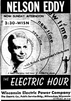 Nelson Eddie Electric Hour