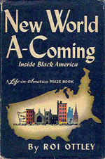 New World A Coming Book