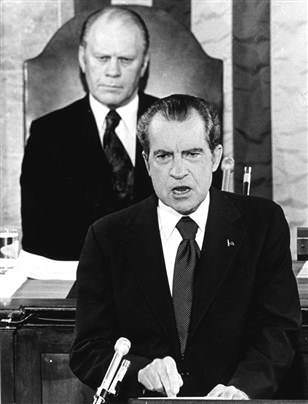 Nixon-Ford State of the Union