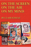 On the Screen On the Air On My Mind by Clair Schulz