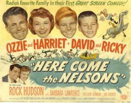 Poster with the Nelsons