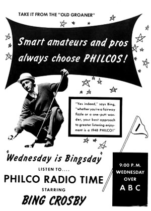 Philco Radio Time