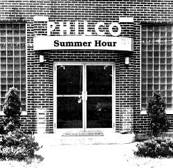 Philco Summer Hour Old Time Radio Show