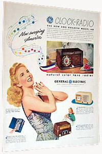 General Electric Radio Advertisement