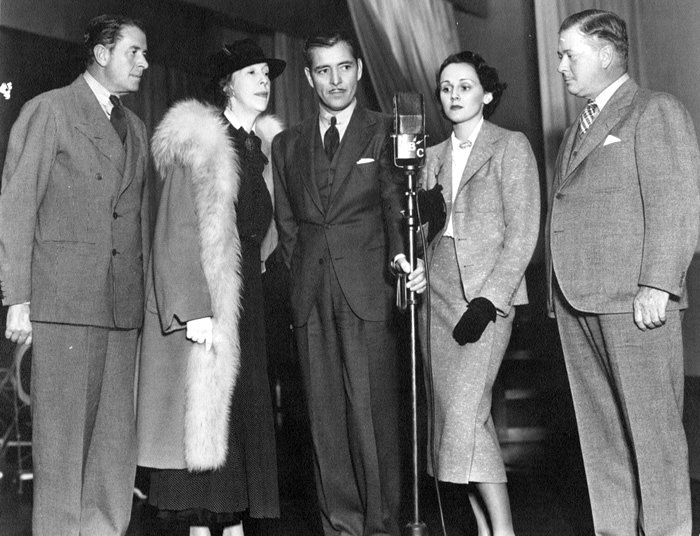 A Tale of Two Cities: Reginald Owen, Edna May Oliver, Ronald Colman, Benita Hume, and Billy Bevan