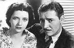 Kay Francis and Ronald Coleman