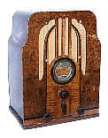 old time radio image