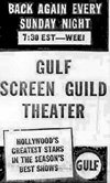 Screen Guild Theater Advertisement