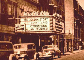 The Jolson Story was advertised on Showtime radio show