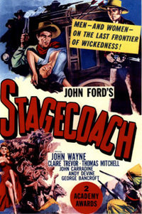 Stage Coach Movie Poster