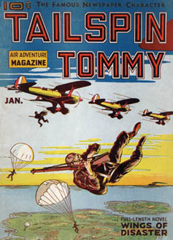 Tailspin Tommy radio show