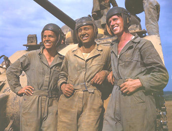 Tank Crew in Fort Knox