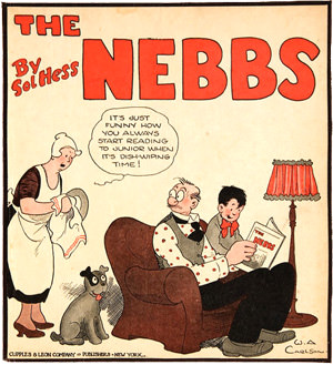 The Nebbs Comic