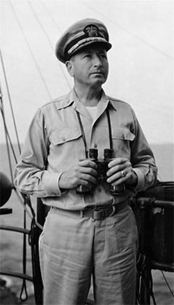 Navy Captain Zacharias