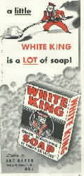 White King Soap, sponsor of Chandu the Magician old time radio show