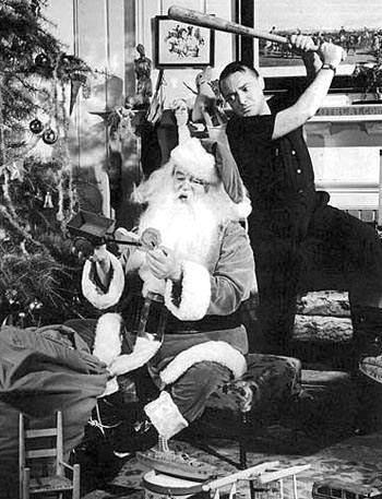 Peter Lorre & Santa