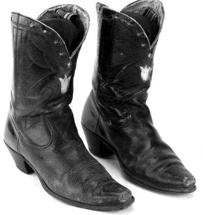 1930s cowboy boots