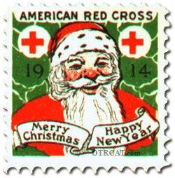 1914 Christmas Seal