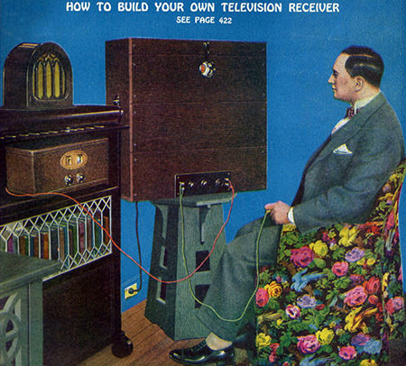 How to Build a TV receiver 1928