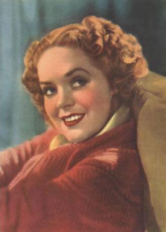 Alice Faye 1930s