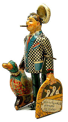 Joe Penner, 1930's Wanna Buy a Duck Toy