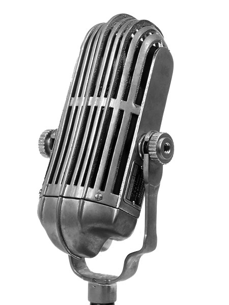 1930s Microphone