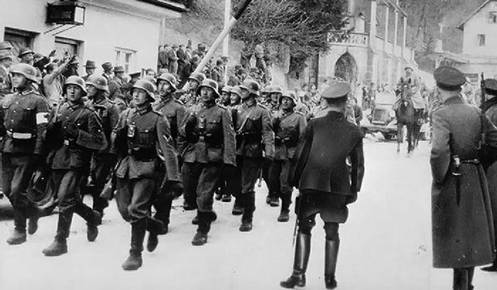 1938 Anschluss