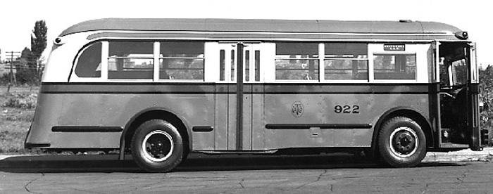 1939 Bus