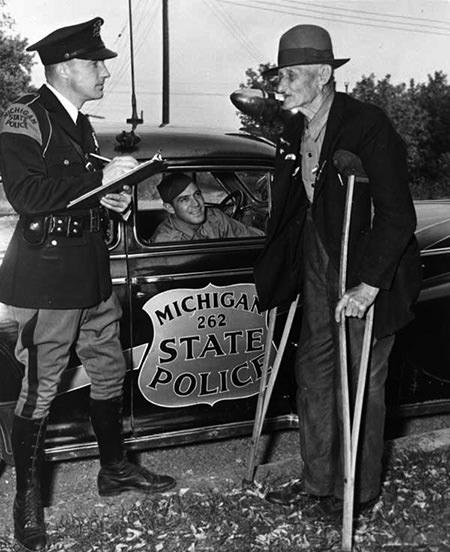 1940's Police