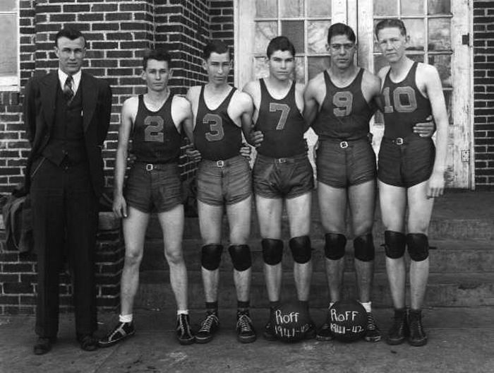 1941 Basketball Team