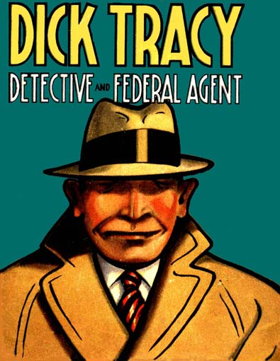 1945 Dick Tracy