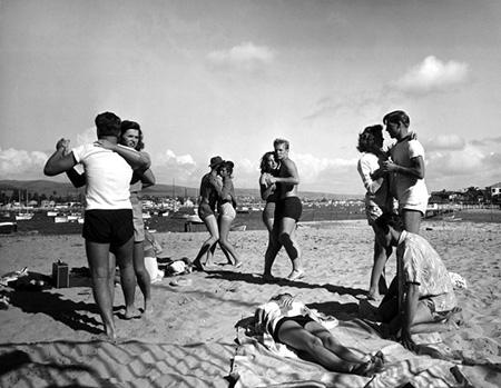 1947 Beach Party