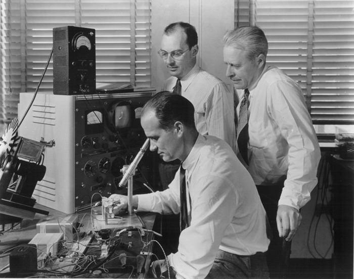 1947 Transitor Inventors
