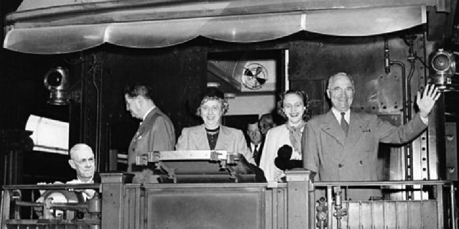 1948 Truman Reelection Train