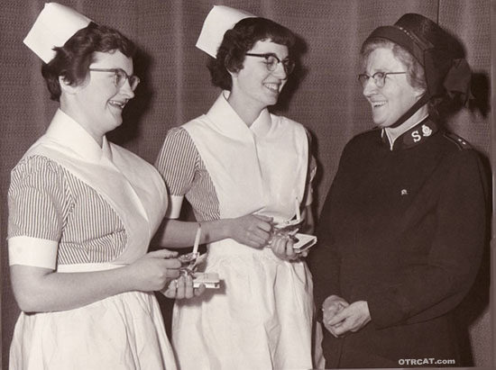 Salvation Army 1950