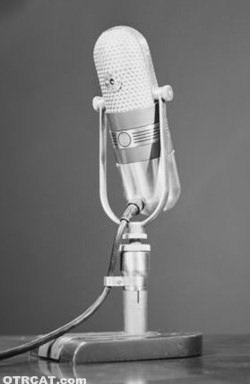 1950s Microphone