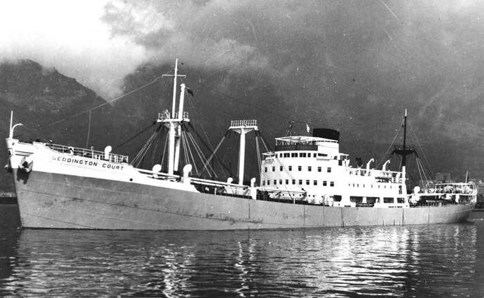 Cargo Boat 1954