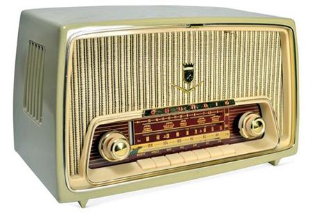 1956 radio