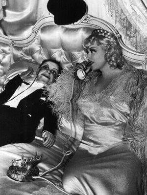 Mae West & Charlie McCarthy