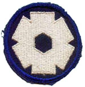 Sixth Service Command Arm Patch
