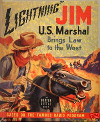 Lightning Jim Book Cover