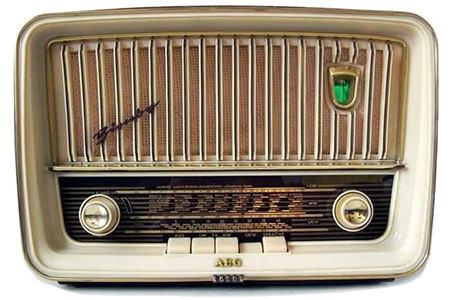 AEG Radio 1958
