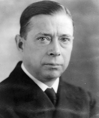 Admiral Claude A. Jones