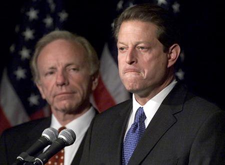 Conceding Al Gore