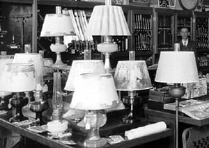 Aladdin Lamps 1937