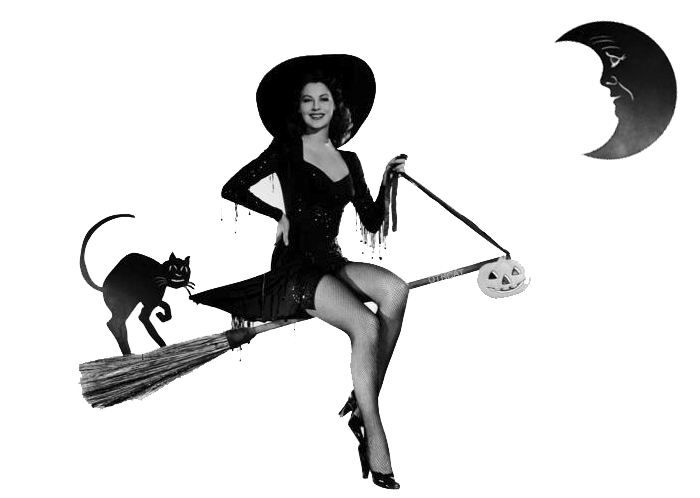 Ava Gardner Witch