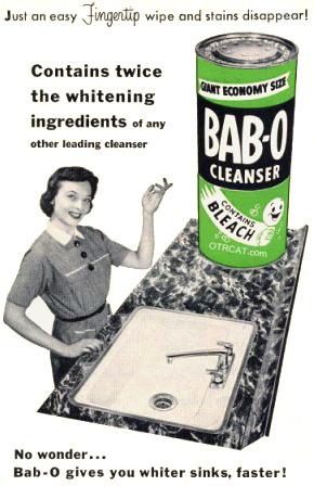 Babo Advertisement