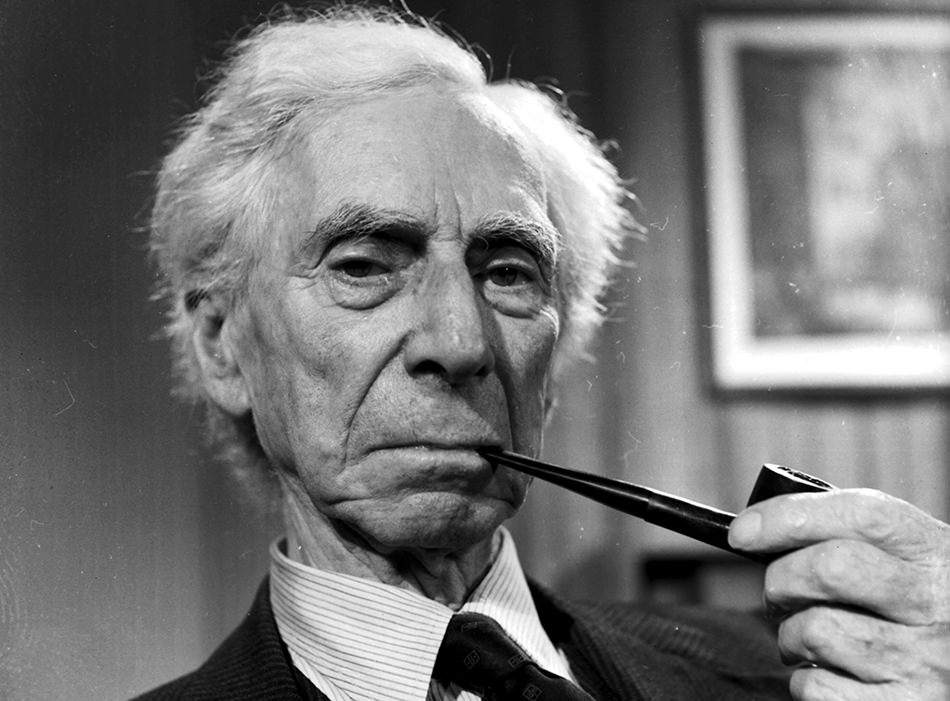 Bertrand Russell and Pipe